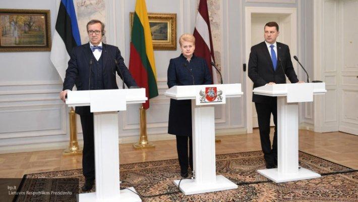 В Литве и Эстонии после разрыва с РФ появились новые проблемы