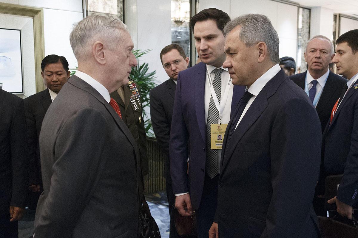 Минобороны США признал Крым …