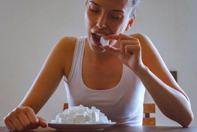 Сахар разрушает организм хуже наркотиков