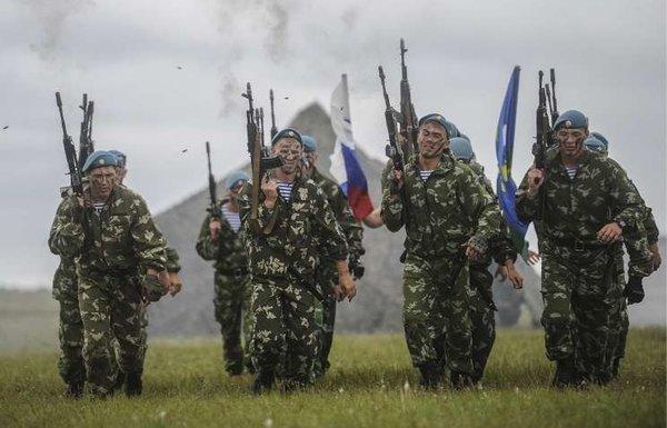 Никогда не воюйте с русскими!