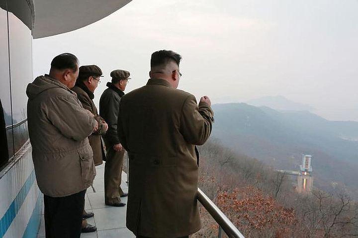 """КНДР пригрозила нанести превентивный ядерный удар в """"самое сердце США"""""""