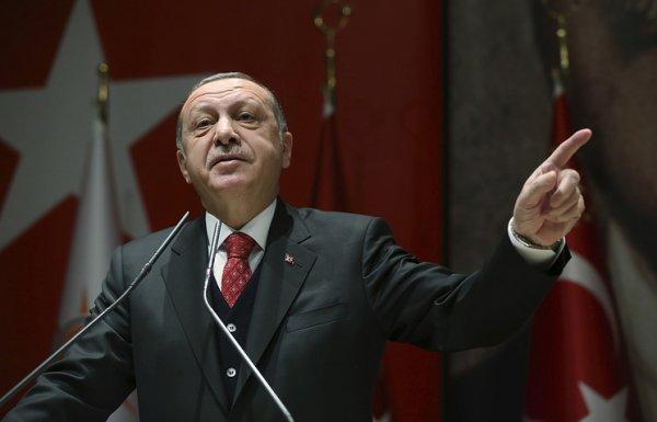 Эрдоган: «инцидент с портретом Ататюрка не может быть закрыт простым извинением»