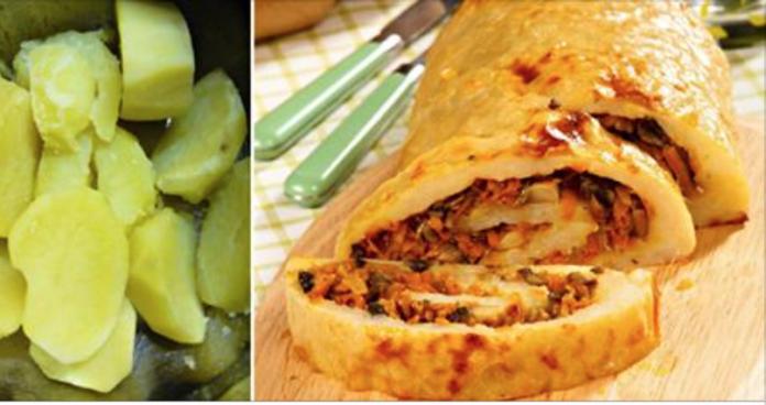 Блюда из картофеля вкуснее не встречала. Бесподобная закуска и в горячем, и в холодном виде!