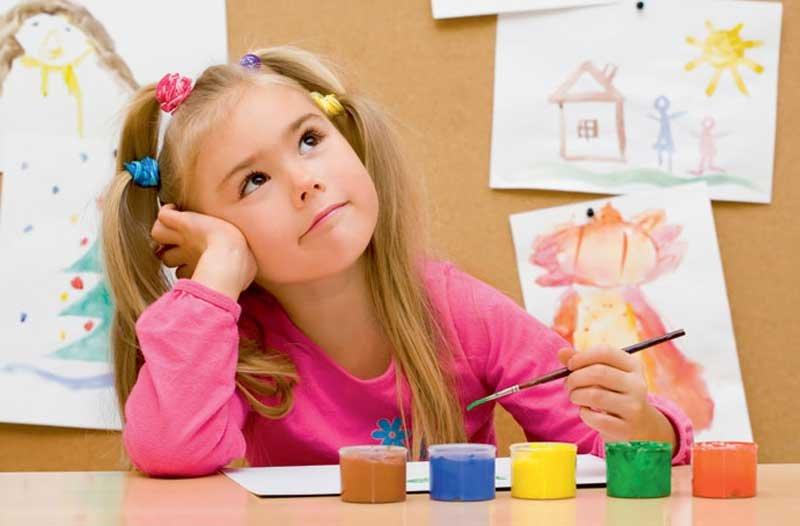 Творческое воображение - составляющая полноценной личности