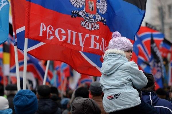 Новороссия посрамила врага на состоявшихся выборах