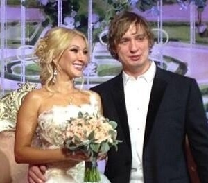 Пышная свадьба