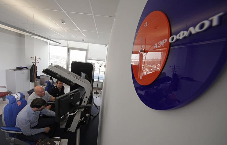 """""""Аэрофлот"""" рассматривает возможность повышения зарплат пилотам"""