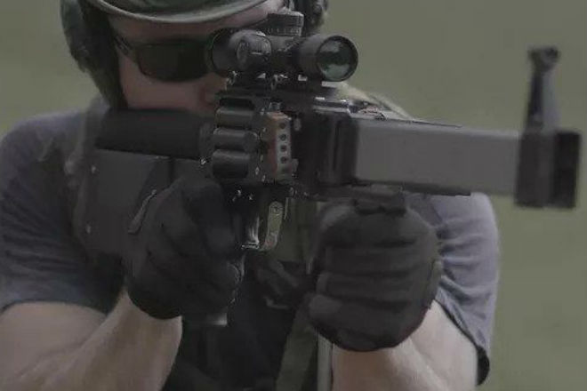 Армия США получит четырехствольную винтовку