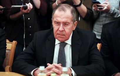 """Лавров не видит условий для новой встречи """"нормандской четверки"""""""