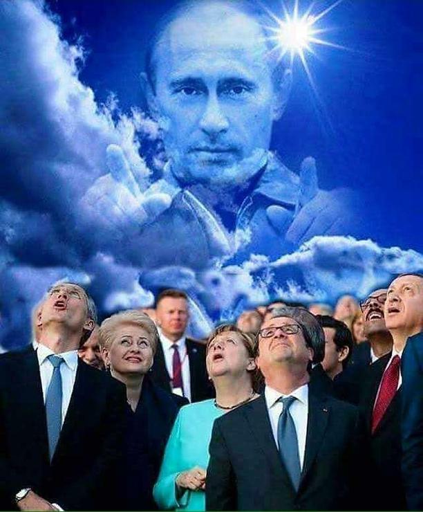 Путин превзошел их всех: Тра…