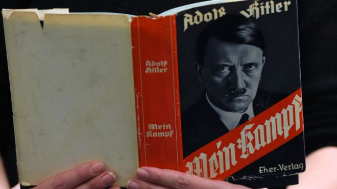 В британской школе для мальчиков будут обсуждать «Майн Кампф» Гитлера