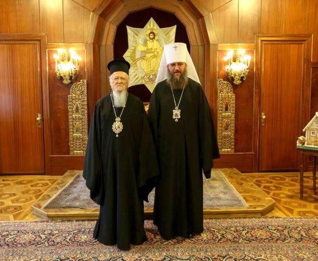 Одобряет ли «Константинопольская церковь-мать» Томаса на унию