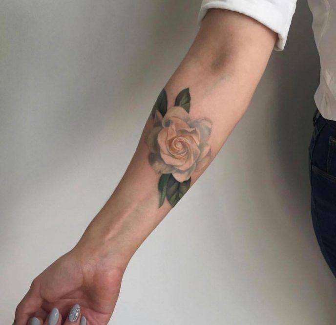 25 нежных татуировок, которы…