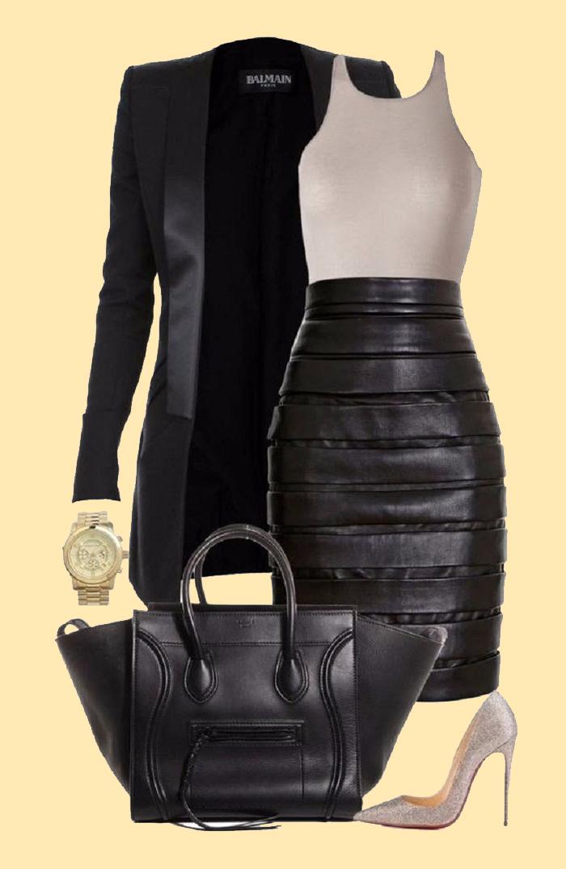 модные осенние наряды