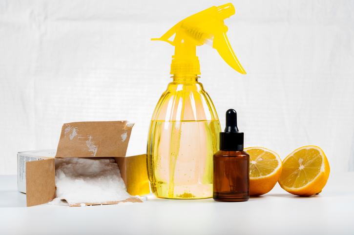 Рецепты домашних чистящих средств, о которых должна знать каждая женщина