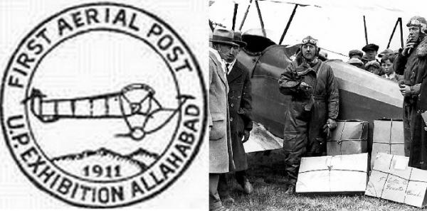Этот день вистории: 1911 год— первый официальный почтовый авиарейс
