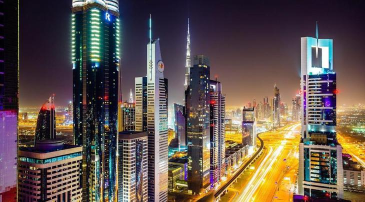 Столица ОАЭ - Абу-Даби
