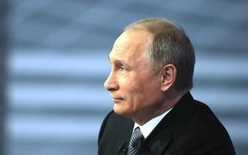 """Путину передали """"респект"""" и """"уважуху"""""""