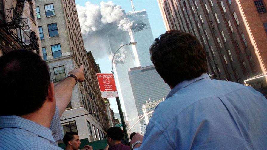 Годовщина теракта 11 сентября