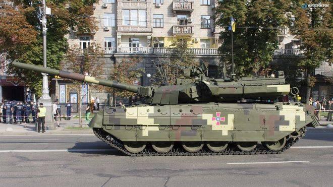 Почему о танке «Ятаган» вспомнили спустя почти 20 лет