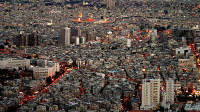 В Сирии отключили Интернет и телефонную связь