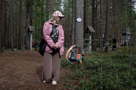 Либералы нападают на тех, кто хочет выяснить правду о расстрелах в Карелии