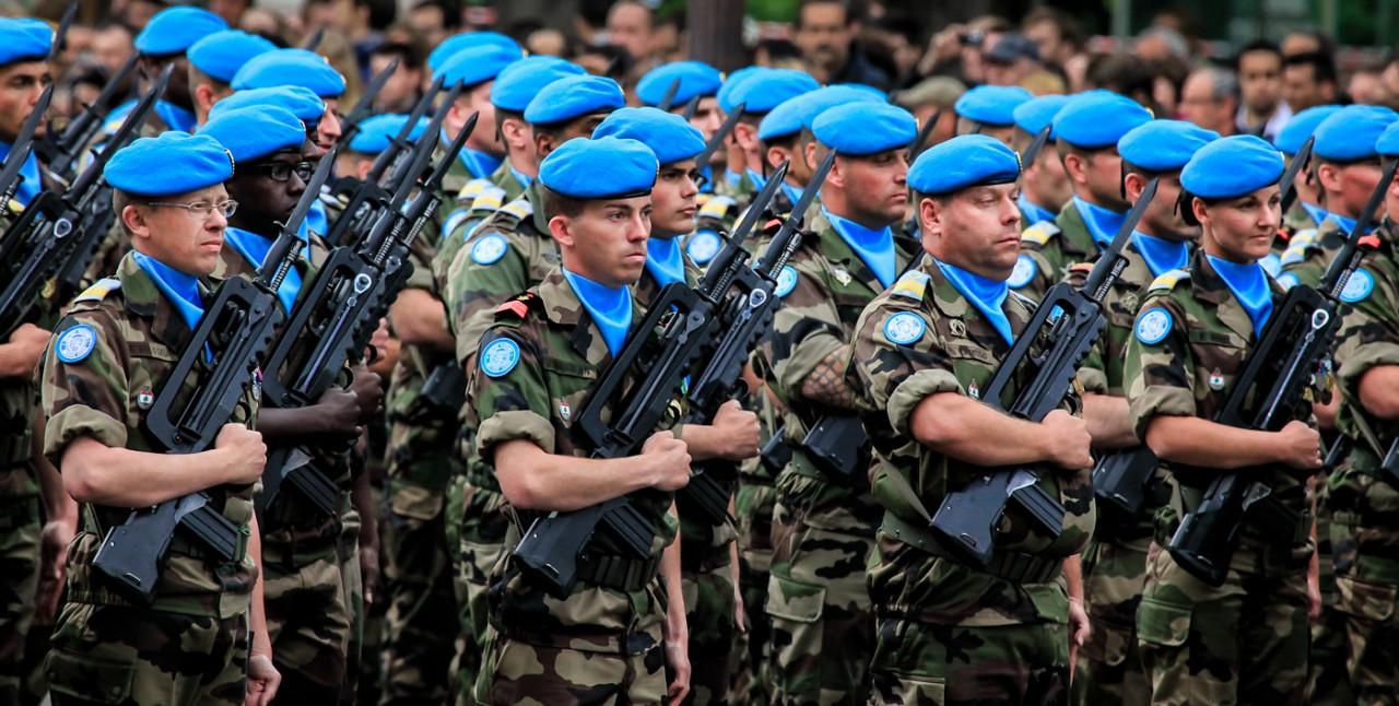 Как это понимать?! Генштаб ВСУ в одностороннем порядке готовится вводить миротворцев ООН на Донбасс