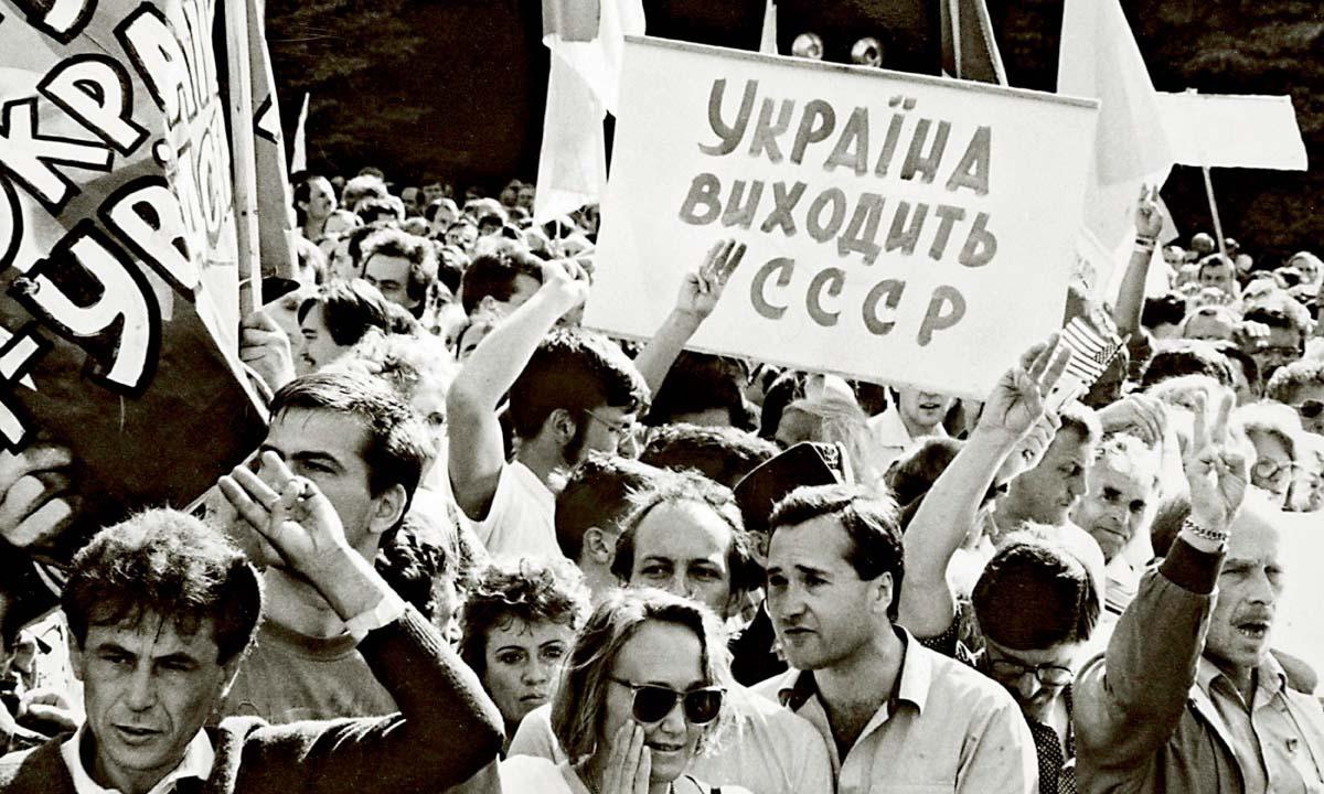Шах и мат, самостийники: Не признаёте референдум в Крыму – тогда нелегитимен и выход из СССР
