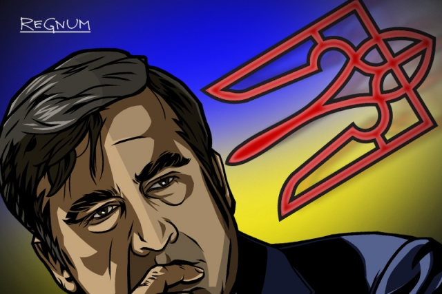 Снайперы от Саакашвили: как свергали власть на Украине