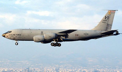 Эксперт прокомментировал сообщения о переброске США на Украину самолётов-заправщиков