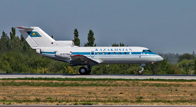 """Бурятия купит Як-40 для новой авиакомпании """"Байкалавиаком"""""""