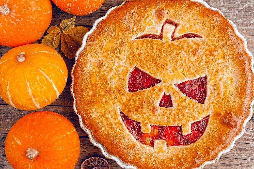 Что готовить на Хэллоуин