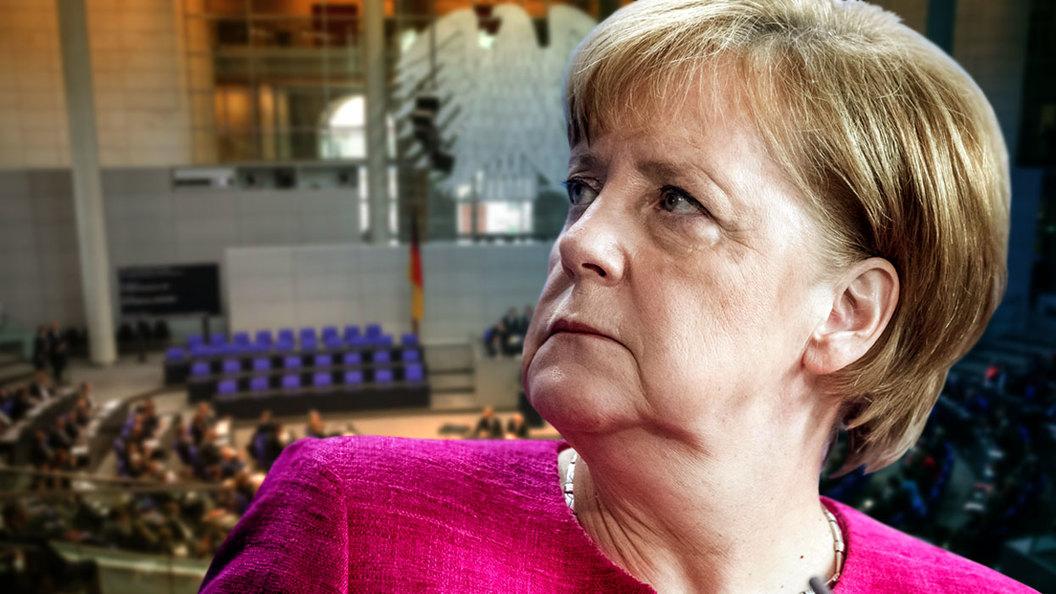 Кабинет Меркель начинает сыпаться