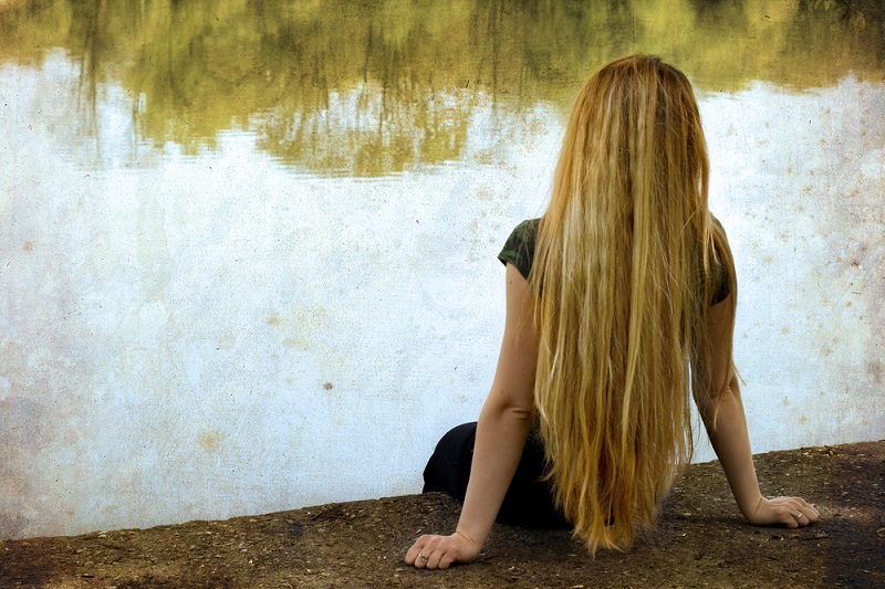 одиночество женщины