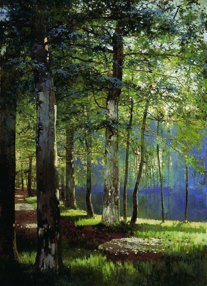 Душевные пейзажи кисти Андрея Николаевича Шильдера