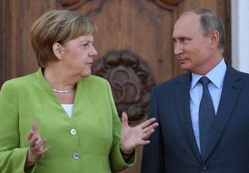 Меркель считает, что транзит газа через Украину нужно сохранить