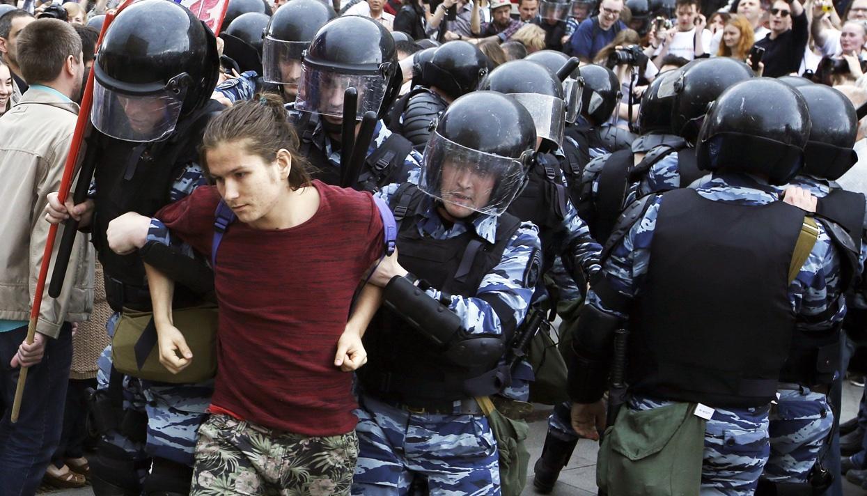 """Навальный """"красиво"""" все организовал"""