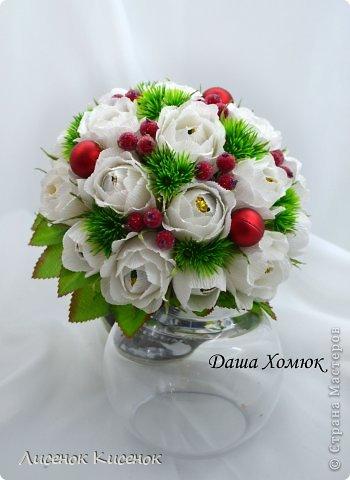Свит-дизайн. Розы из гофрированной бумаги (16) (350x480, 109Kb)