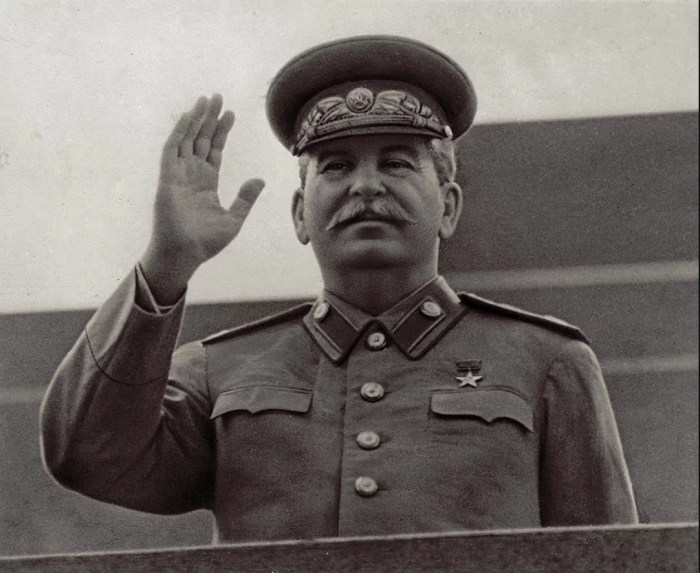 Иосиф Сталин. / Фото: www.fotocdn.net