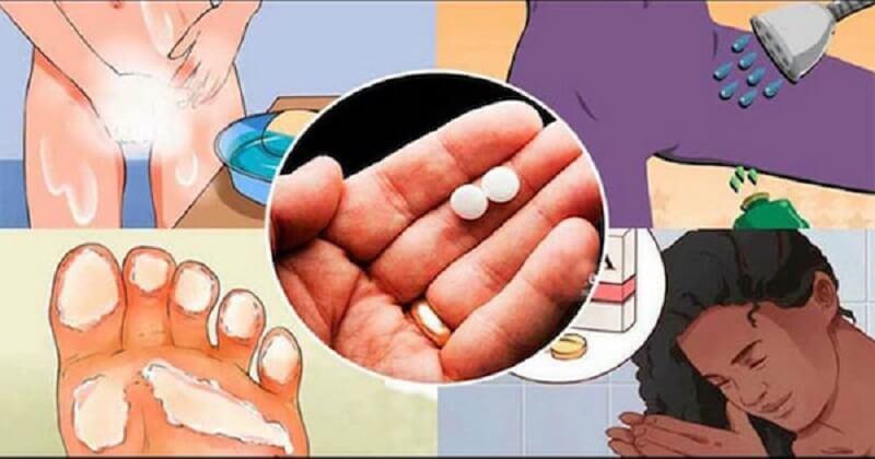 Десять трюков с аспирином