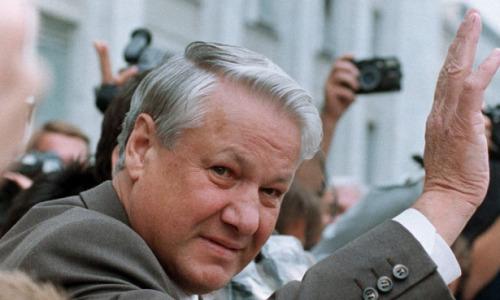 Руцкой рассказал о «побеге» Ельцина