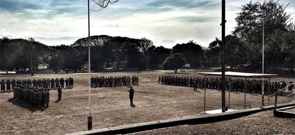 Чтиво выходного дня. Армия Папуа - Новой Гвинеи