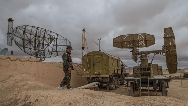 Сирийские ПВО подбили израильский самолет