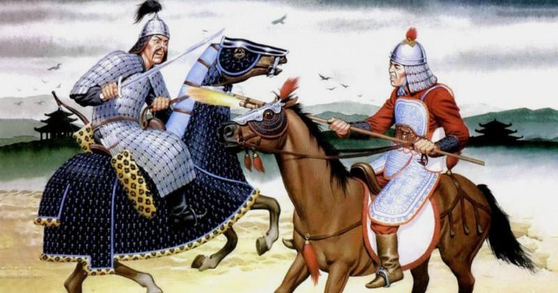 Опасные виды древнего оружия