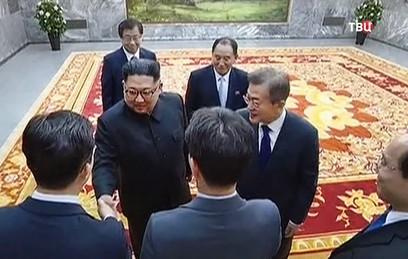 Южная Корея поможет КНДР провести переговоры с США