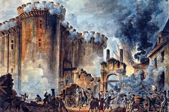 Зачем брали Бастилию?