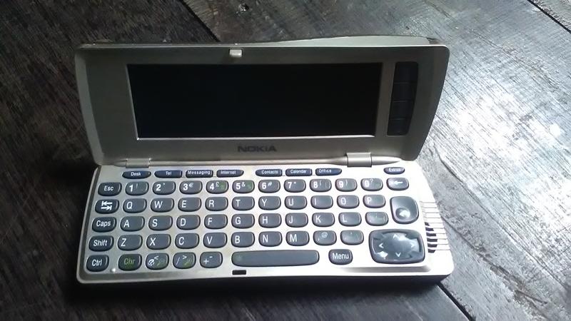 Nokia 9210 нокиа, ностальгия, смартфоны, странные телефоны, телефоны