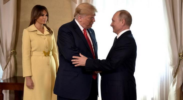 Травля Трампа началась сразу по окончанию саммита в Хельсинки