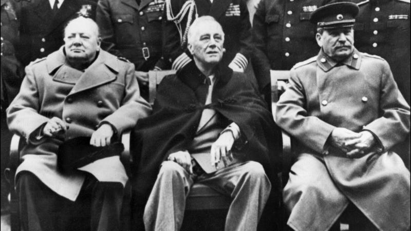 О Ялтинской конференции 1945 года