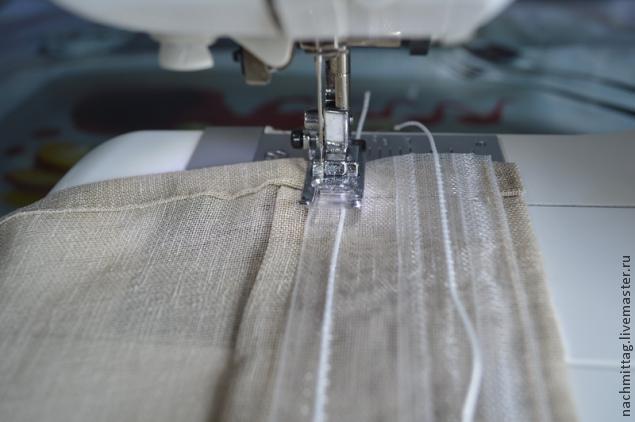 Оптимизация процесса пошива штор. Подробный мастер-класс